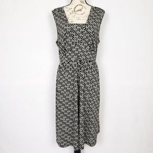 Lane Bryant Black Sleeveless Aline Dress 18/20